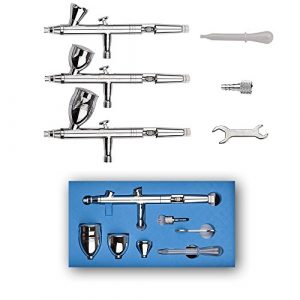 Airbrush-Kit-02mm03mm05mm-Needle-Trigger-Air-gun-Control-AirBrush-Nail-Face-Paint-Tattoo-Art-Aerograph-set-0