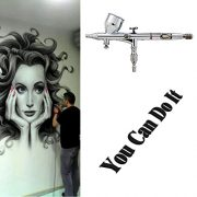 Pinkiou-Airbrush-Double-Action-Kit-SP180KTG-03mm-Needle-Temporary-Tattoo-Spray-Gun-1-Set-0-1