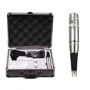 Pinkiou-Permanent-Makeup-Kit-Professional-eyebrow-tattoo-machine-with-power-supply-tool-box-with-box-0