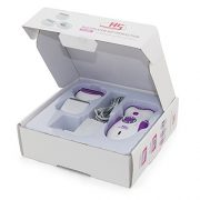 Pinkiou-Rechargeable-Lady-Facial-hair-removal-bikini-shaver-fashion-modeling-defeatherer-Barber-Electric-Epilator-purple-0-7