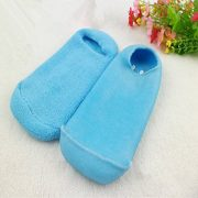 Pinkiou-Soften-Silicon-Gloves-and-Socks-Moisturize-Cracked-Skin-Care-Gel-SPA-glovessocks-blue-0-2