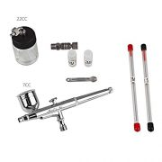 Pinkiou-Trigger-Air-brush-Kit-05mm-Needle-AirBrush-Spray-Gun-for-body-Paint-Tattoo-Art-Nail-painting-0