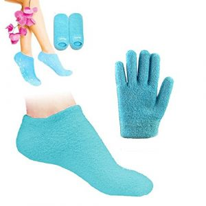 Pinkiou-Soften-Silicon-Gloves-and-Socks-Moisturize-Cracked-Skin-Care-Gel-SPA-glovessocks-blue-0