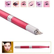 Pinkiou-Eyebrow-Tattoo-Needles-for-Permanent-Makeup-PenMicroblading-Pen-0