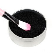 Pinkiou-Makeup-Brushes-Color-Removal-Cleaner-Sponge-Easily-Remove-Eye-Shadow-or-Blush-Color-from-Makeup-Brushes-and-Switch-to-Next-Color-0-1